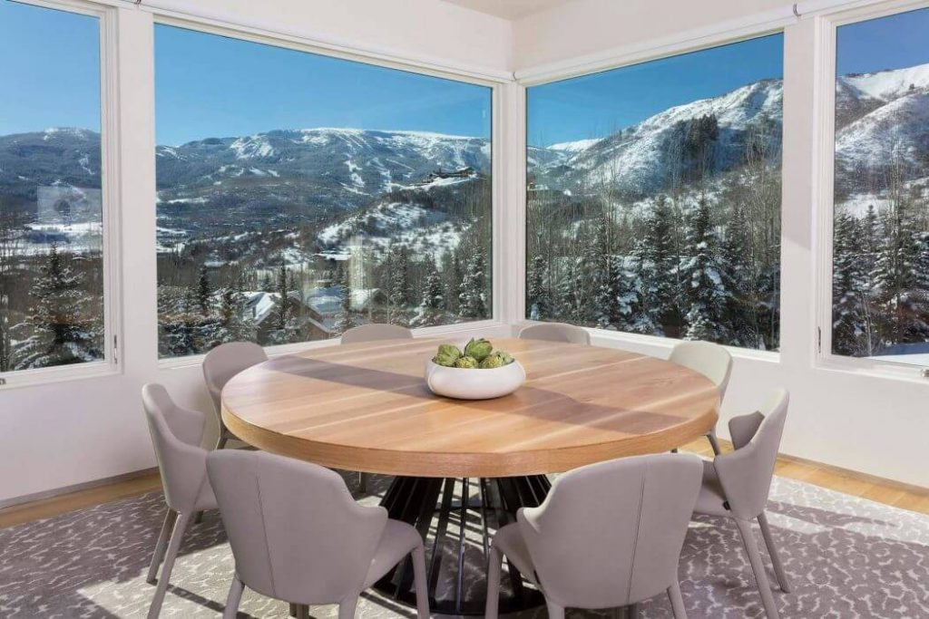 003 contemporary residence hagman architects 1050x700 1024x683 - The perfect refuge to enjoy the snow-capped mountains of Colorado