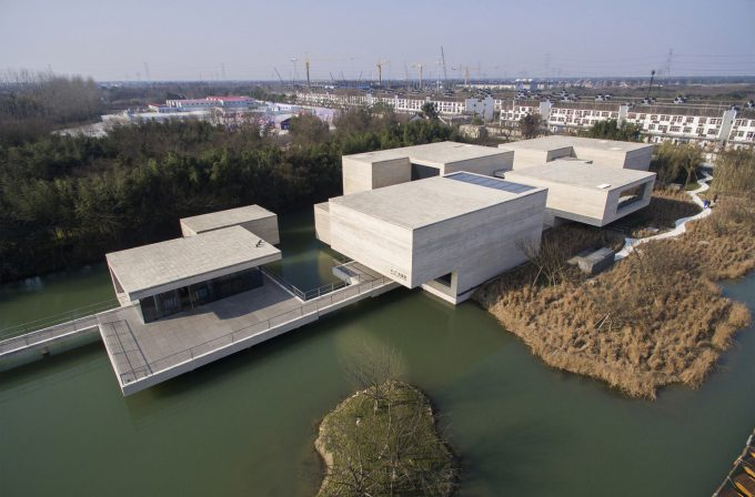 01 Aerial view e1483005399249 - The Best Architecture of the Year