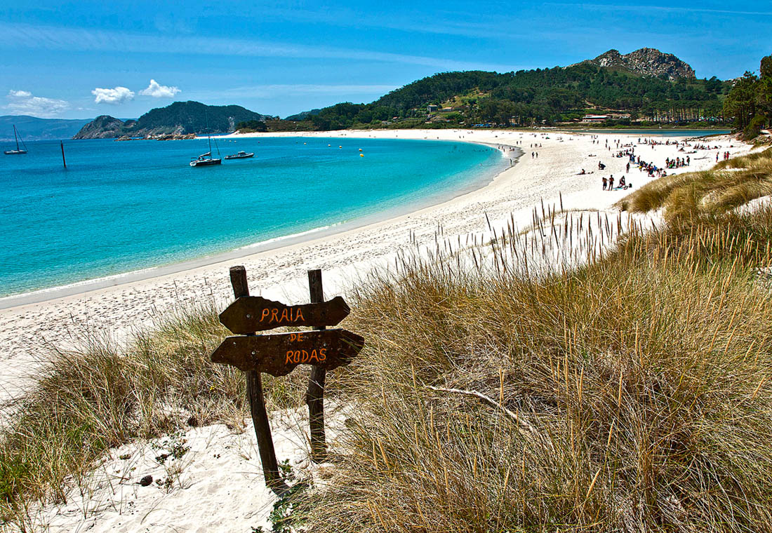 03 praia de rodas illas cies vigo web 8c176c05 - The best beaches in Spain to visit during the summer