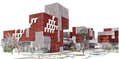 06A - Miralles Tagliabue's new architectural projects