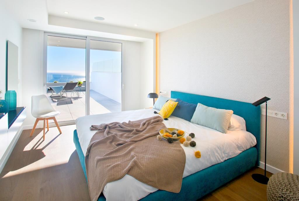 1 6 - Luxury and design at the Mediterranean seashore in Benitachell, Alicante