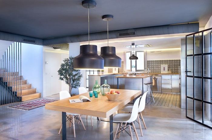 1. Apartment in Benicàssim - Home Renovation in Benicassim (Valencia) by Egue & Seta