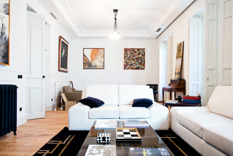 1. Apartment in Madrid