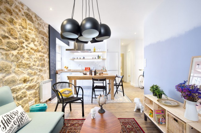 1. Apartment rental in A Coruña