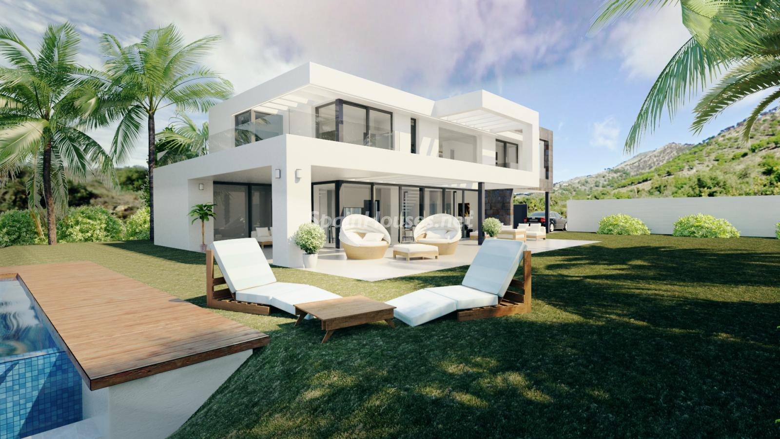 1. Buena Vista Hills - Buena Vista Hills, 26 Modern Villas with Panoramic Sea Views in Mijas, Costa del Sol