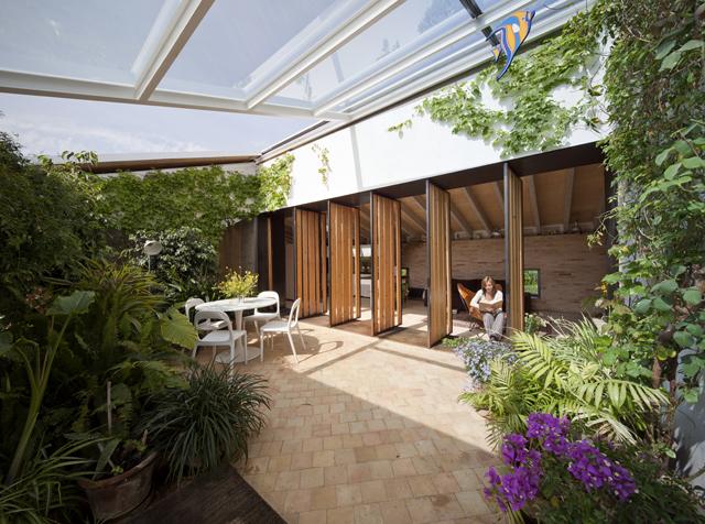 1. Casa Selva - House in Selva, Mallorca, by Architect Luis Velasco Roldán