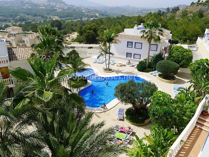 1. Duplex for sale in Calpe (Alicante)