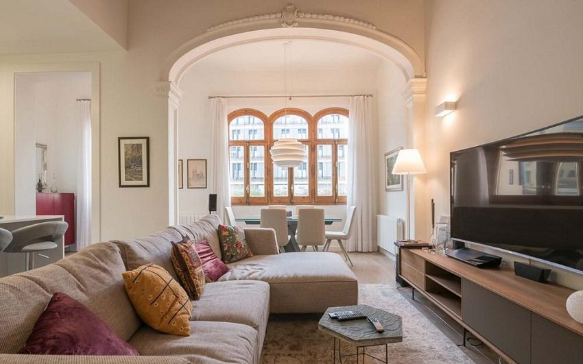 1. Flat for sale in Eixample Barcelona e1488536104906 - For sale: Apartment in Eixample, Barcelona city centre