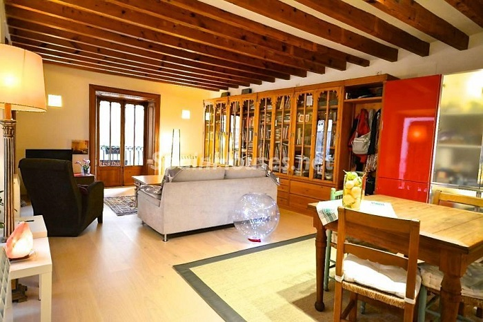 1. Flat for sale in Palma de Mallorca Balearic Islands 1 - For Sale: Eclectic Flat in Palma de Mallorca (Balearic Islands)