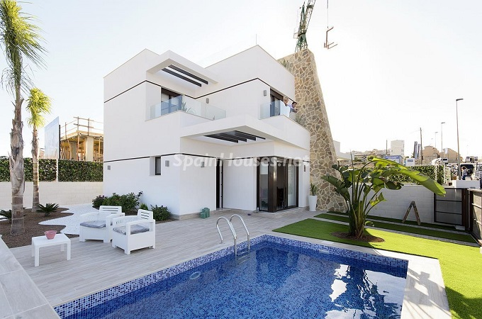 1. For Sale Brand New Home in Orihuela Costa Alicante - For Sale: Brand New Home in Orihuela Costa, Alicante