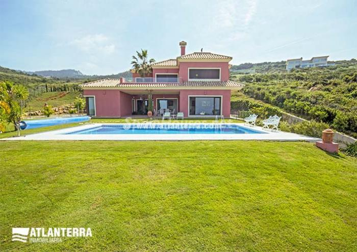 1. Holiday rental detached villa in Zahara de los Atunes