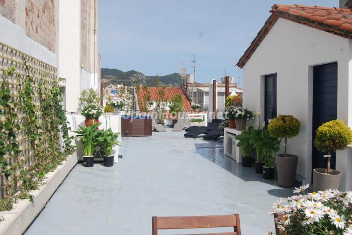 1. Holiday rental in Sitges