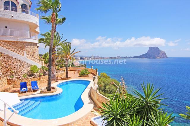 1. Holiday rental villa