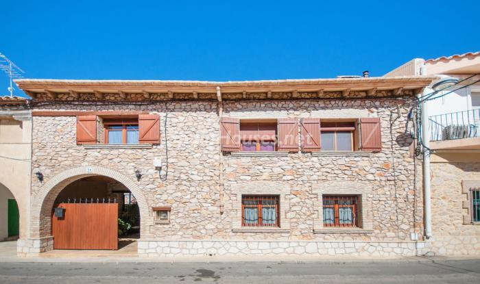 1. House for sale in El Perelló