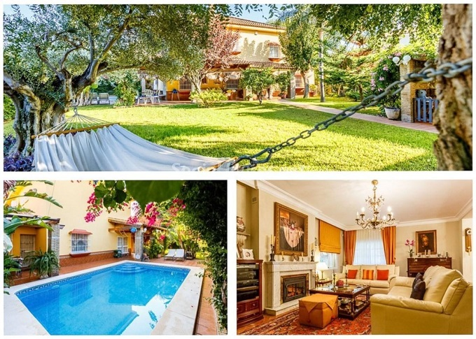 1. House for sale in Sevilla - For sale: beautiful house in Sevilla city