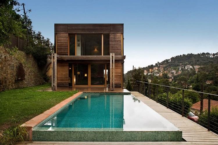 1. House in Barcelona, Casa La Floresta