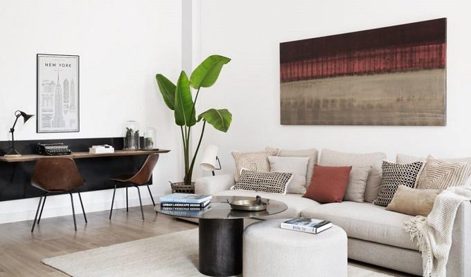 1. House in El Masnou - Interior Design: House in El Masnou, Barcelona, by VIVE Estudio