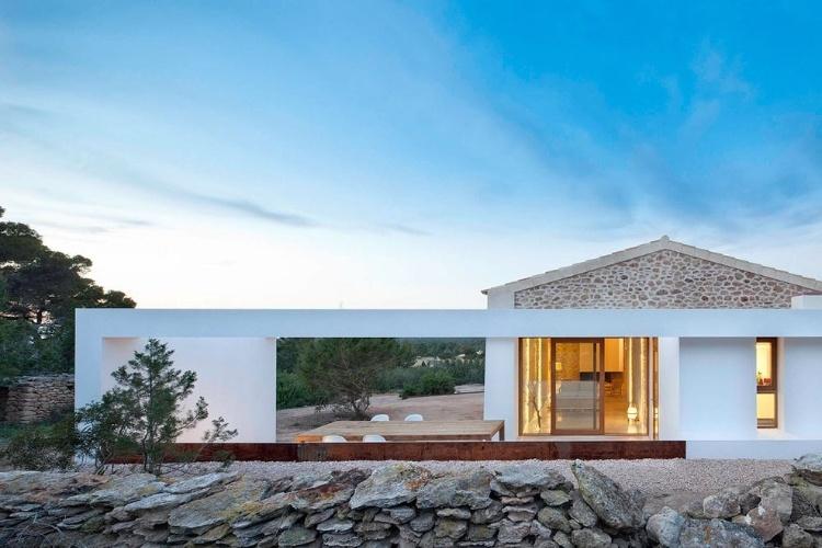 1. House in Formentera - House in Formentera, Balearic Islands, by Marià Castelló