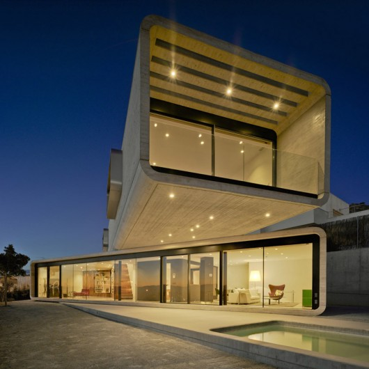 1. House in La Alcayna Murcia - Crossed House: Dwelling in La Alcayna, Murcia