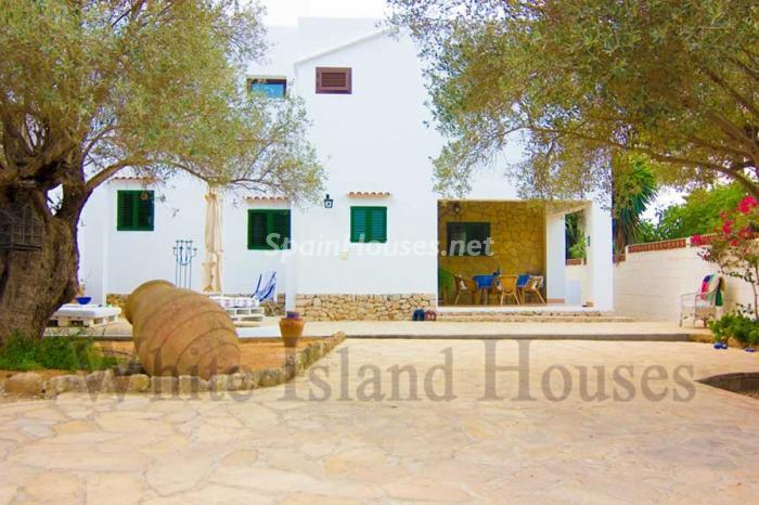 1. House in Sant Antoni de Portmany - Mediterranean Style House for Sale in Sant Antoni de Portmany, Ibiza