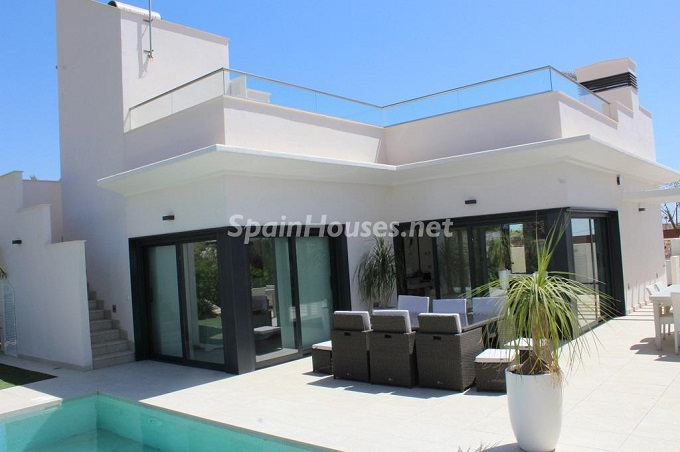 1. House in Sucina Murcia - For Sale: Brand New Home in Sucina, Murcia