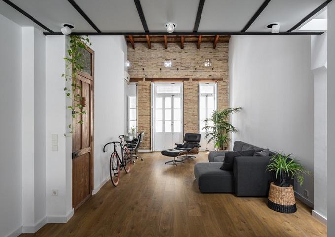 1. Loft renovation in Valencia