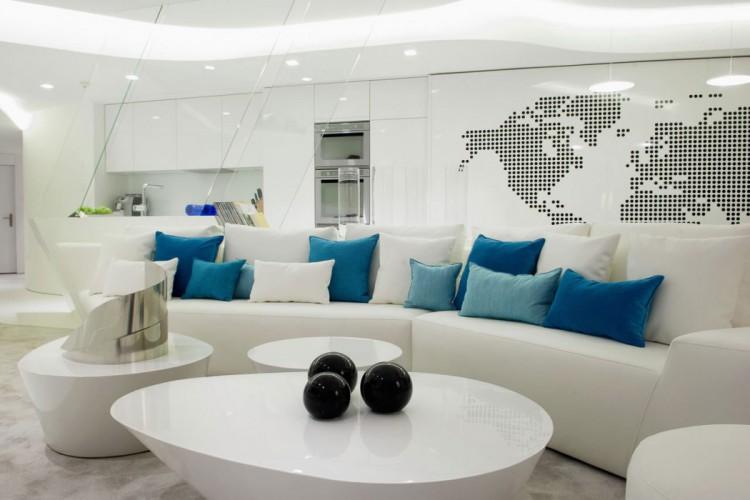 1. Madrid Penthouse