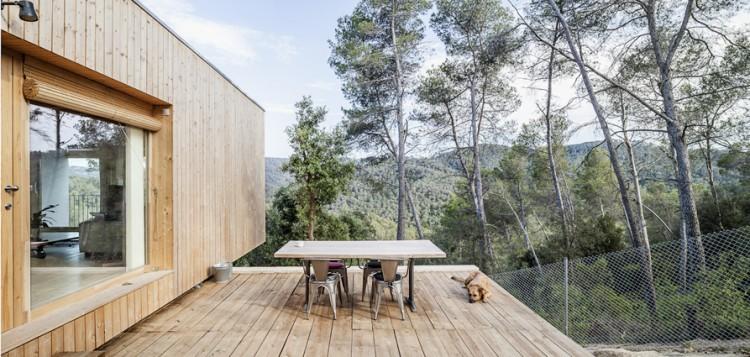 1. Modern residence Barcelona