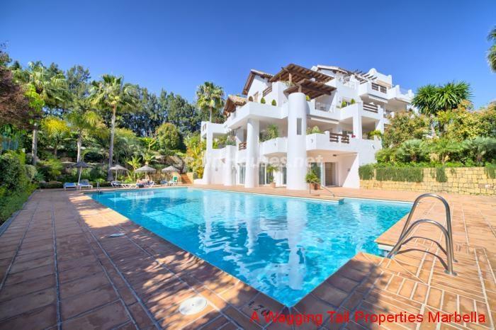1. Penthouse duplex for sale in Estepona (Málaga)