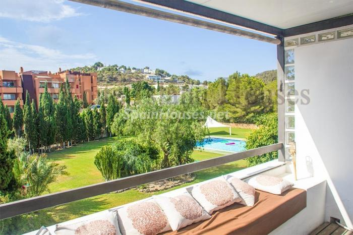 1. Penthouse duplex for sale in Santa Eulalia del Río