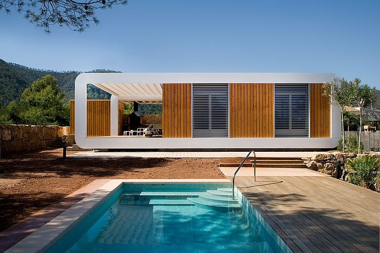 1. Prefabricated house