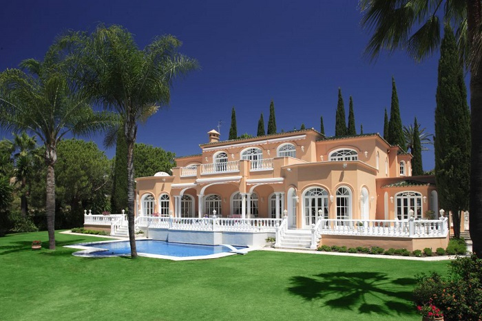 1. Prince's former Marbella mansion 1 - Prince's former Marbella mansion on sale for €5.25 million