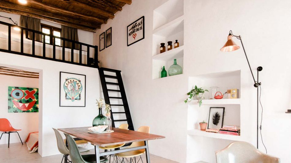 1. Transformation from stable to guesthouse in Ibiza by Standard Studio e1491985866874 - Transformation from stable to guesthouse in Ibiza by Standard Studio