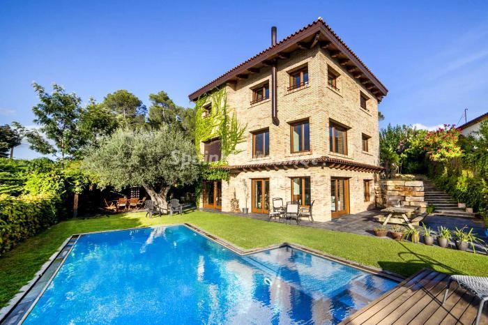 1. Villa en venta en Sant Cugat del Vallès Barcelona - Country Villa for Sale in Sant Cugat del Vallès (Barcelona)