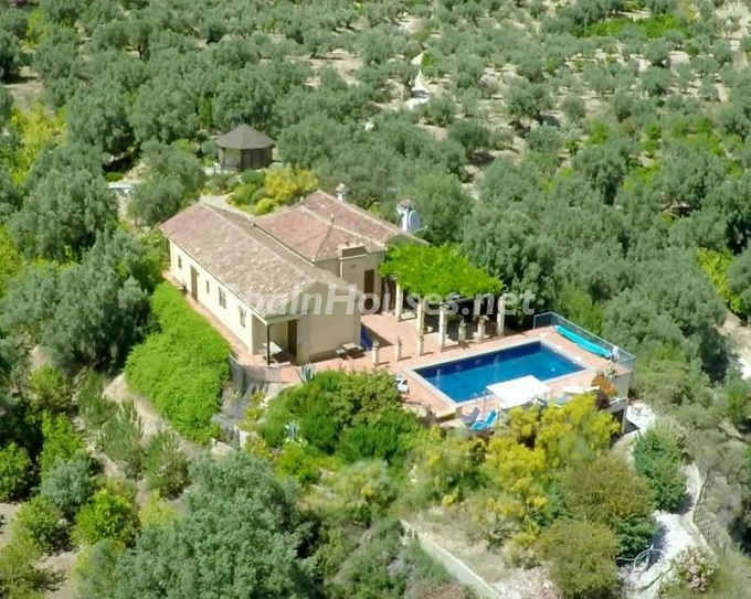 1. Villa for sale in Lecrín Granada - For Sale: Country Villa in Lecrín, Granada