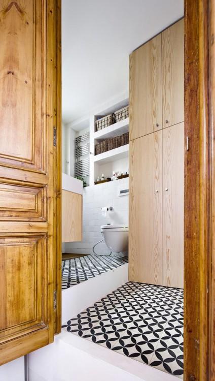 10. Apartment Refurbishment in Barcelona