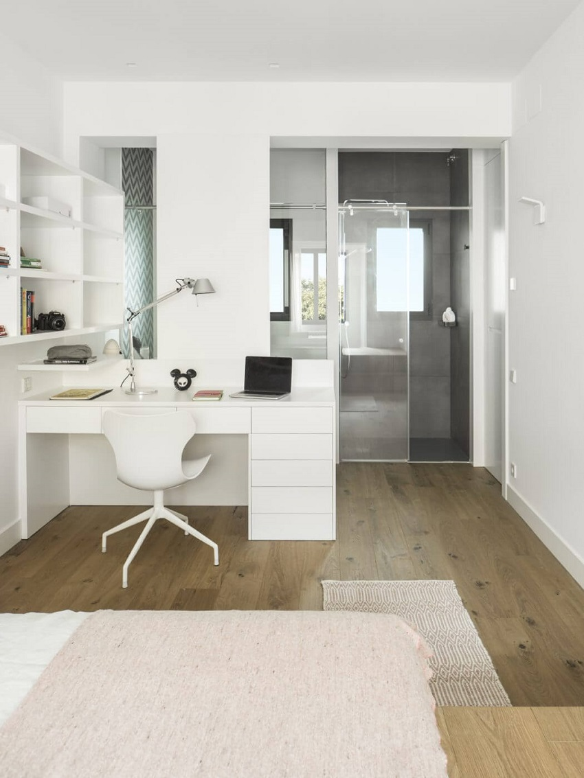 10. Apartment in Barcelona by Susanna Cots - Contemporary Apartment in Barcelona designed by Susanna Cots