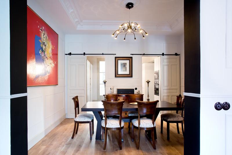 10. Apartment in Madrid
