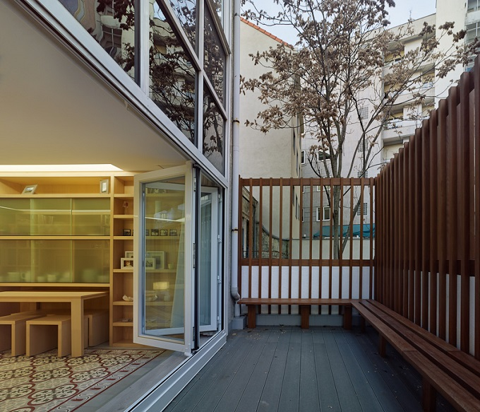 10. Apartment in Ourense by plpa.es  - A Home in Ourense, Galicia, by PLP Atelier