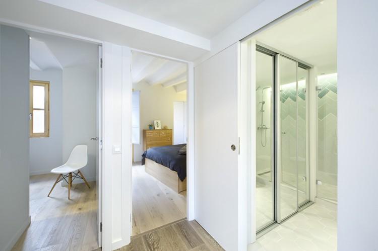 10. Apartment renovation in Barcelona