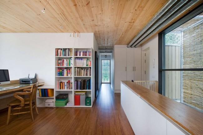 10. Casa Saüc e1442391209777 - Ecological House: Casa Saüc, in Barcelona, by NOEM