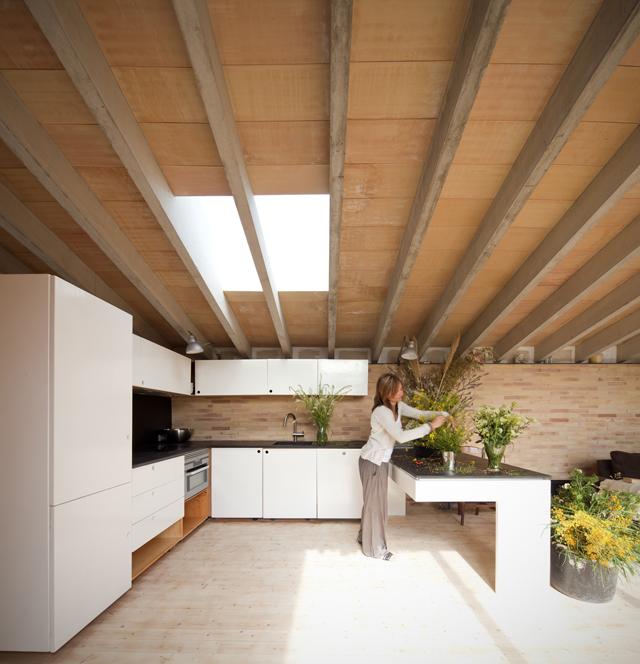 10. Casa Selva - House in Selva, Mallorca, by Architect Luis Velasco Roldán