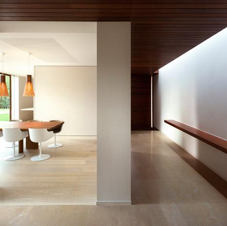 10. Casa el Bosque - Architecture: House El Bosque by Ramón Esteve