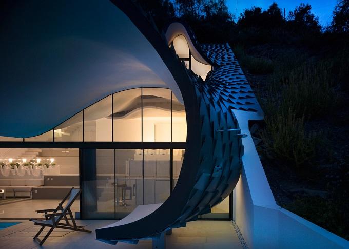 10. Cliff House by Gilbartolomé - House on the Cliff: a residence designed by GilBartolomé Architects