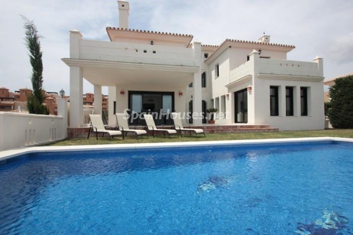 10. Holiday rental villa