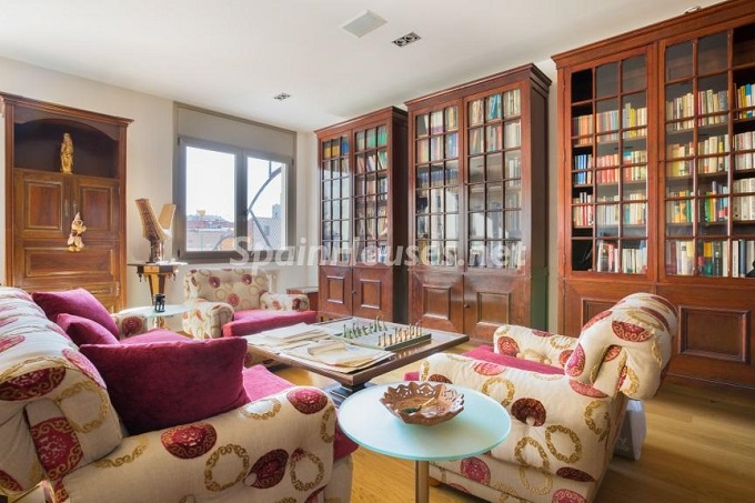 10. Home in Gràcia Barcelona - For Sale: Terraced house in the heart of Barcelona city