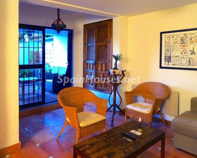 10. House for sale in Granada 3 - For Sale: House in Granada with unbeatable views to the Alhambra