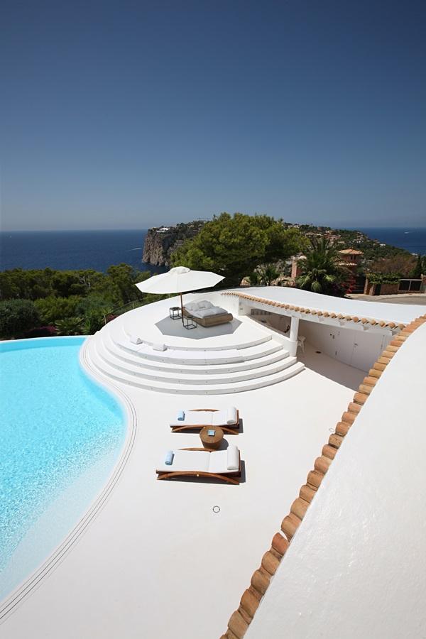 10. House in Andratx Mallorca by Alberto Rubio - Stunning House in Andratx, Mallorca, by architect Alberto Rubio
