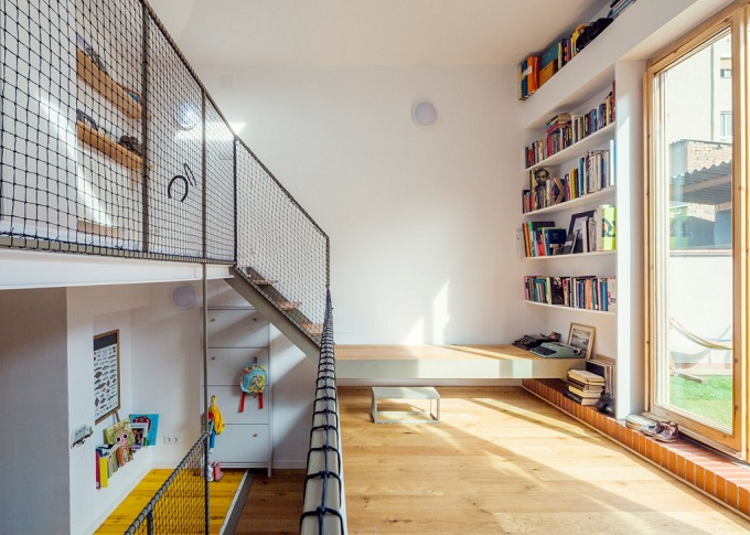 10. House reno in Barcelona by Nook Architects - House Renovation in Barcelona by Nook Architects