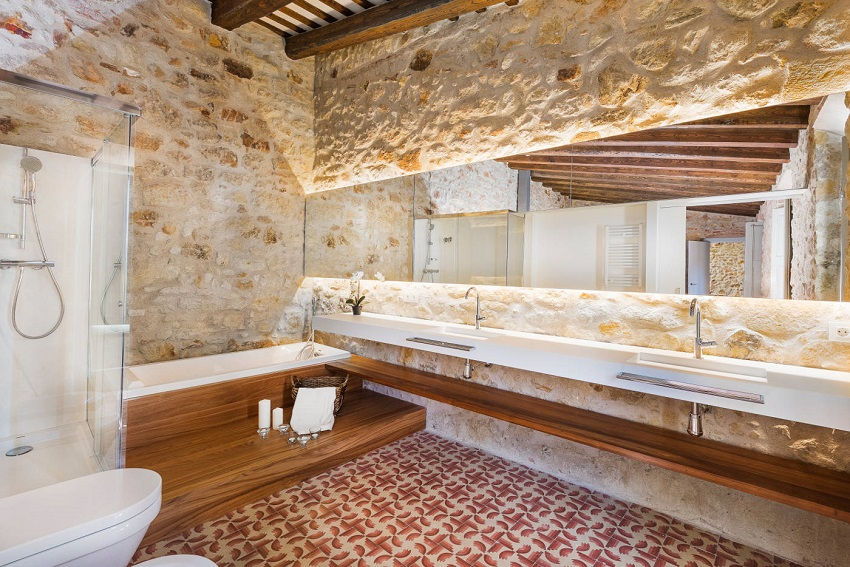 10. House restoration in Girona - Stunning country house renovation by architect Gloria Duran